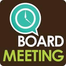 Board of Education Meeting Date Change