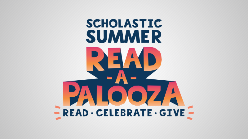 READ-A-PALOOZA--The Virtual Book Fair is Here!  June 1-Sept. 4, 2020