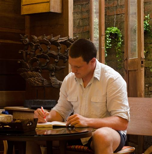 Mr. Grundy writes in Chiang Mai, Thailand