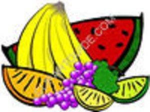 fruits and bananas